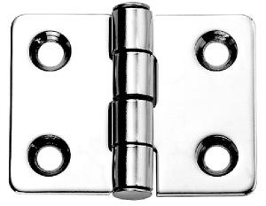 5521 Stainless Steel Butt Hinge