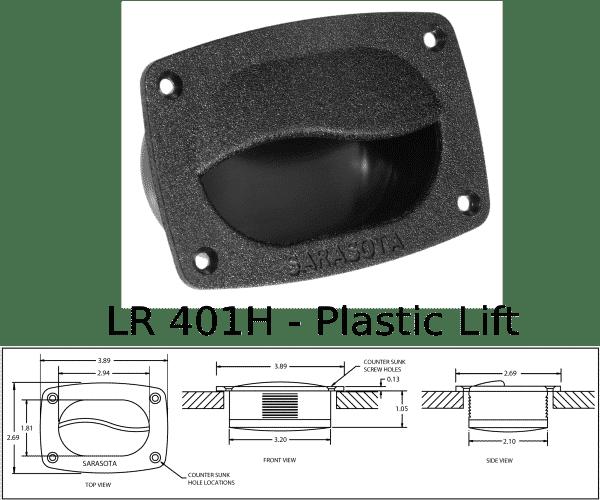LR 401H Marine Hardware