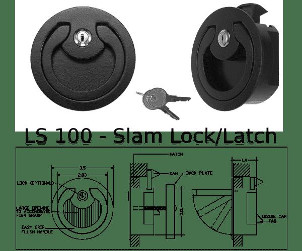 LS 100 Marine Hardware