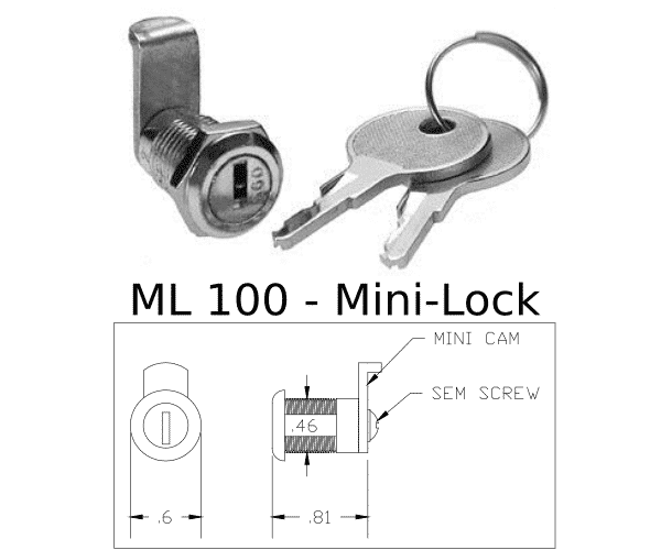 ML 100 Marine Hardware